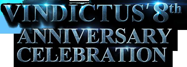 vindictus 8th anniversary celebration
