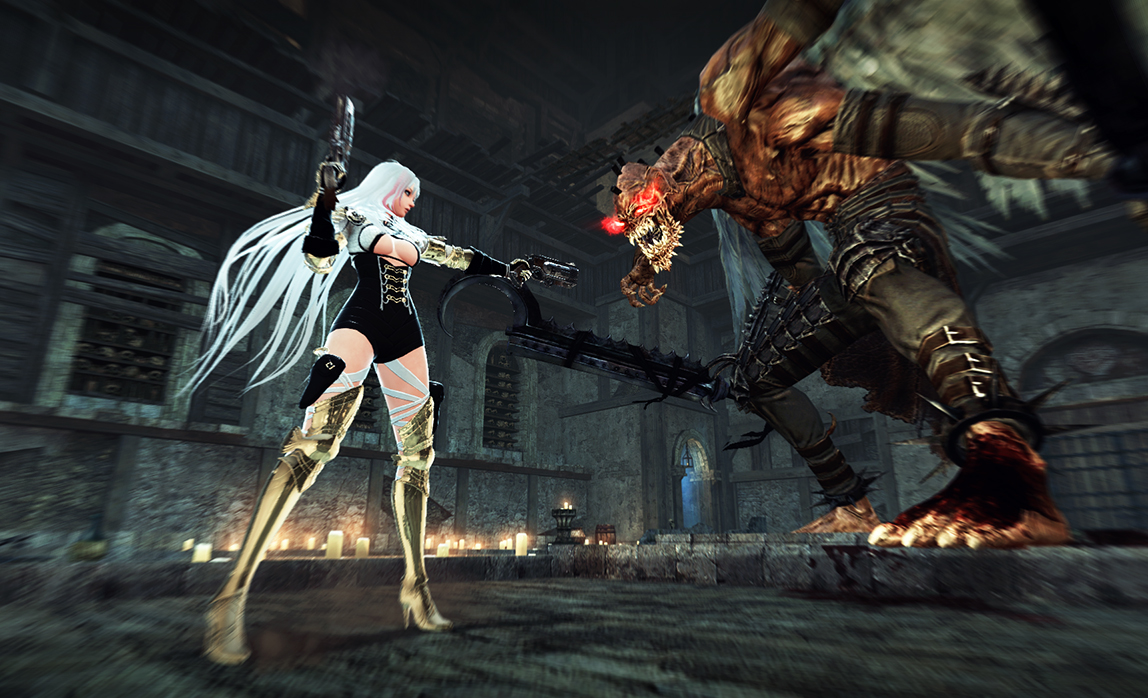 Vindictus - Official Site