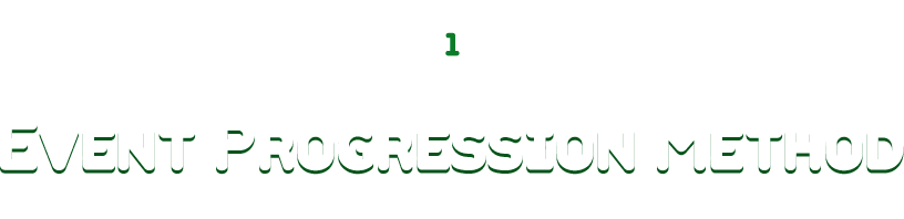 1 Event Progression Method Participate in the Gremlin's Checkered Flag Check-In event and receive various rewards!