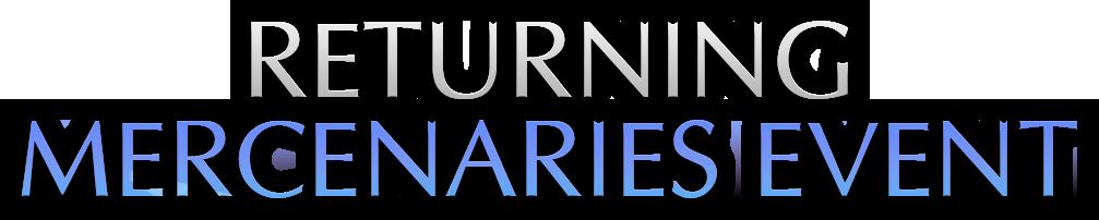 Returning MERCENARIES event